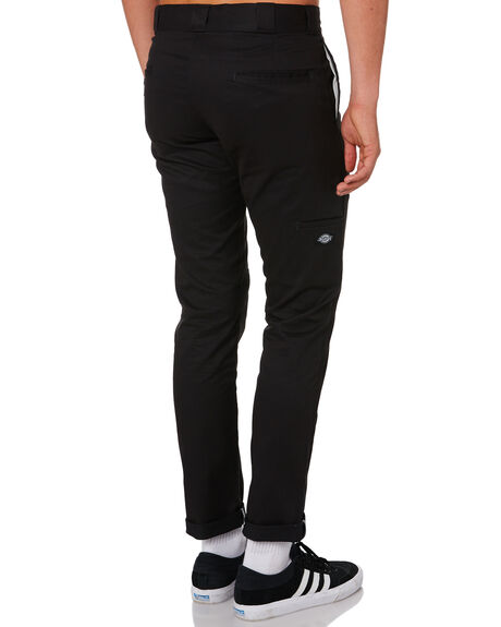 BLACK MENS CLOTHING DICKIES PANTS - WP811BLK