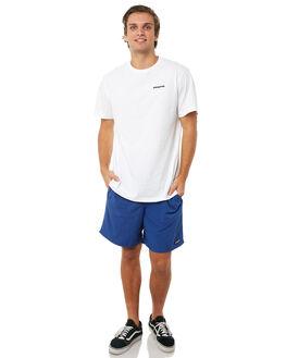 WHITE MENS CLOTHING PATAGONIA TEES - 39174WHI