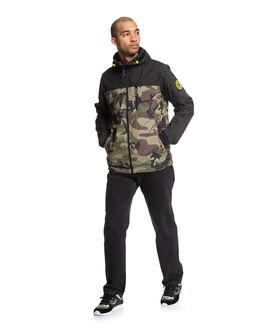 CAMO MENS CLOTHING DC SHOES JACKETS - EDYJK03205-RRP6