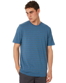 FIJI BLUE BEACH MENS CLOTHING OUTERKNOWN TEES - 1210055FBS