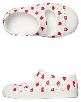 BIG HEART KIDS TODDLER GIRLS NATIVE FOOTWEAR - 133045018530