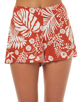 PAPAYA WOMENS CLOTHING ARNHEM SHORTS - 000129PAPA