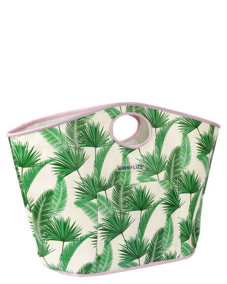 GREEN WOMENS ACCESSORIES SUNNYLIFE BAGS + BACKPACKS - S00CARKGGRN