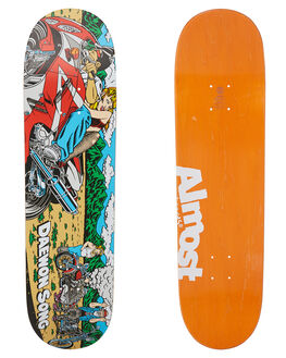 MULTI BOARDSPORTS SKATE ALMOST DECKS - 100231082MULTI