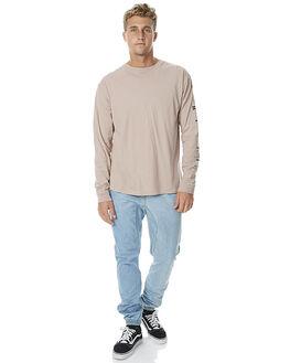 90S BLUE MENS CLOTHING RUSTY PANTS - PAM0867NTB