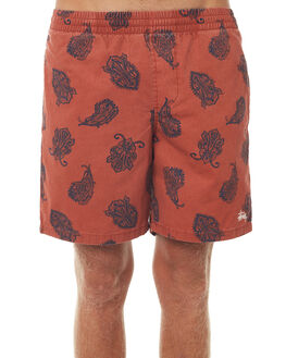 RUST MENS CLOTHING STUSSY BOARDSHORTS - ST073604RUST