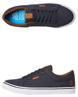 NAVY TAN MENS FOOTWEAR KUSTOM SNEAKERS - 4991115NTAN