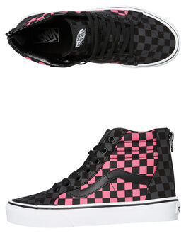 CARMINE ROSE KIDS GIRLS VANS SNEAKERS - VNA3276VIZCROSE
