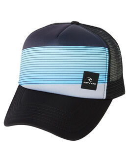 BLUE MENS ACCESSORIES RIP CURL HEADWEAR - CCAQH10070