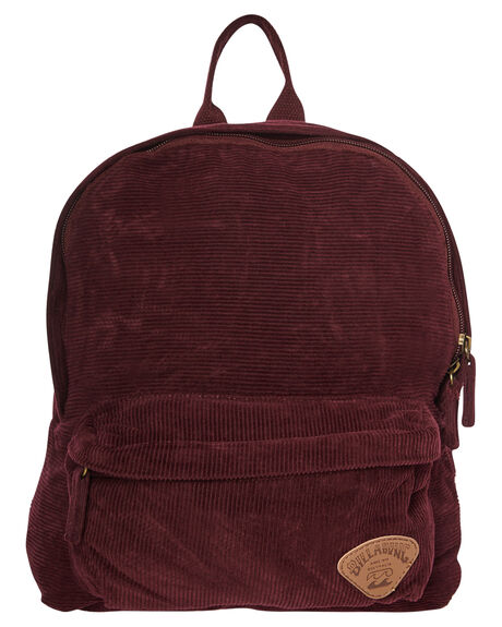 WINE WOMENS ACCESSORIES BILLABONG BAGS + BACKPACKS - 6681003BWNE