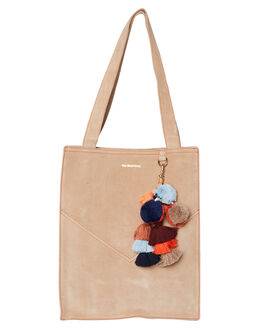 STONE SUEDE WOMENS ACCESSORIES THE WOLF GANG BAGS + BACKPACKS - TWGAW19A02-STSTN
