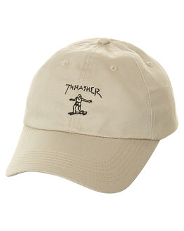 TAN MENS ACCESSORIES THRASHER HEADWEAR - 35065348TAN