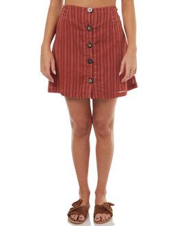 MULTI WOMENS CLOTHING MINKPINK SKIRTS - MP1705437MULTI