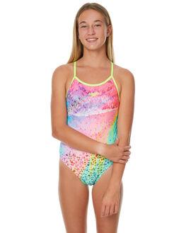 RAINBOW BEACH KIDS GIRLS SPEEDO SWIMWEAR - 4260B-6530