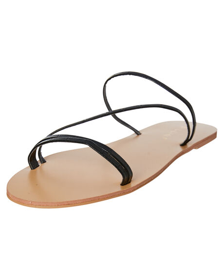 BLACK CROC OUTLET WOMENS BILLINI FASHION SANDALS - S624BKCRC
