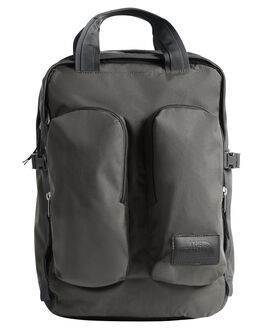 ASPHALT GREY MENS ACCESSORIES THE NORTH FACE BAGS + BACKPACKS - NF0A3G8LMN1