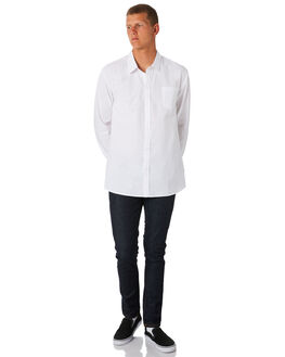 WHITE MENS CLOTHING SWELL SHIRTS - S5164667WHT