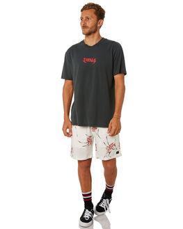 NATURAL MENS CLOTHING THRILLS SHORTS - TS8-312ANAT