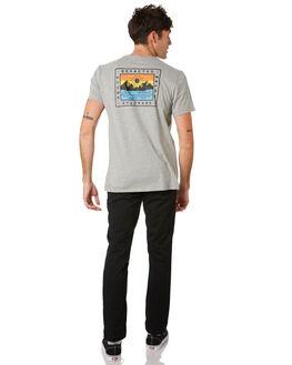 GREY MARLE MENS CLOTHING DEPACTUS TEES - D5194002GRYMA