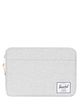 LIGHT GREY XHATCH UNISEX ADULTS HERSCHEL SUPPLY CO BAGS - 10054-01460-13LGRY