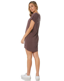 GRAPE WOMENS CLOTHING SILENT THEORY DRESSES - 6053005GRP