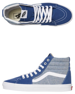 CANVAS TRUE NAVY MENS FOOTWEAR VANS SNEAKERS - VNA38GEVIOCTNVY