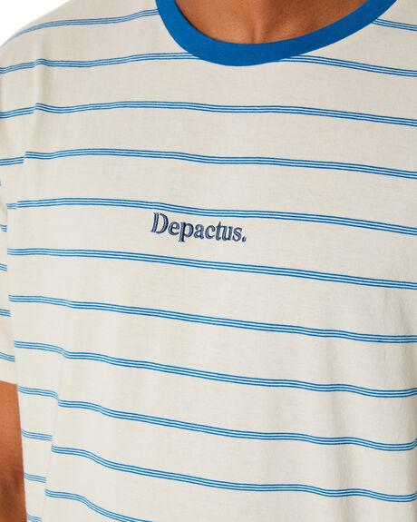 NATURAL OUTLET MENS DEPACTUS TEES - D5212009NATRL