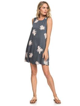 TURBULENCE ROSE WOMENS CLOTHING ROXY DRESSES - ERJWD03296-KYM7