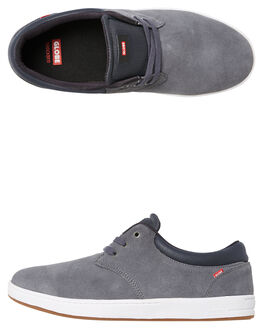 CHARCOAL MENS FOOTWEAR GLOBE SKATE SHOES - GBWINSLOW-15024