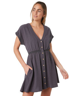 COAL WOMENS CLOTHING RUSTY DRESSES - DRL0986COA