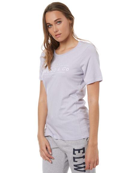 LILAC WOMENS CLOTHING ELWOOD TEES - W73110LILAC