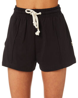 WASHED CARBON WOMENS CLOTHING BONDS SHORTS - CVJQI-MYI
