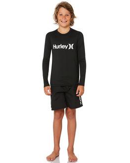 BLACK BOARDSPORTS SURF HURLEY BOYS - AO2231-010