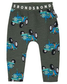 TRACTOR JACK KIDS BABY BONDS CLOTHING - BXW4NP3