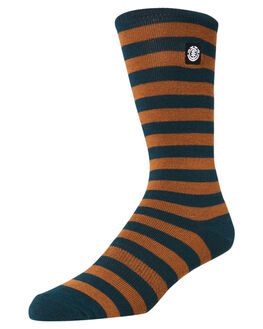 DARK SPRUCE MENS CLOTHING ELEMENT SOCKS + UNDERWEAR - 183695DRKSP