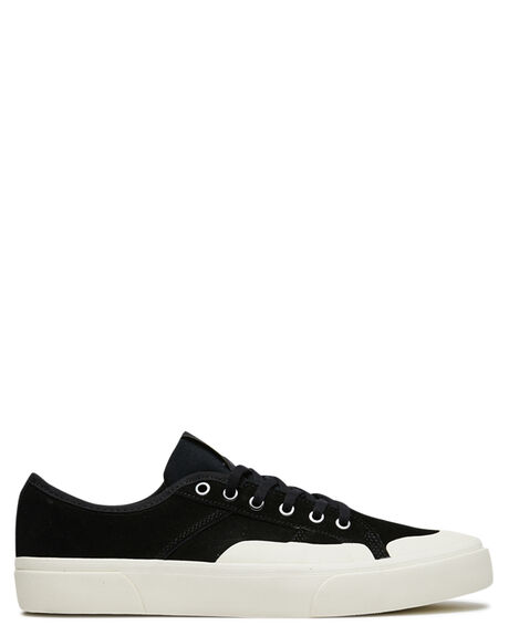 BLACK CREAM MENS FOOTWEAR GLOBE SNEAKERS - GBSURP-20515