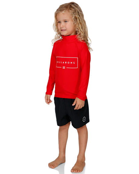 RED BOARDSPORTS SURF BILLABONG BOYS - BB-7791502-RED