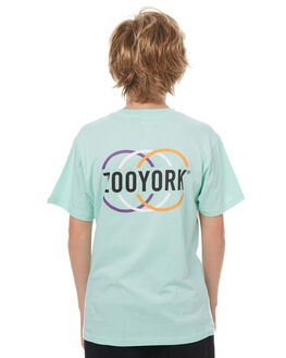 MINT KIDS BOYS ZOO YORK TEES - ZY-YTC7128MINT