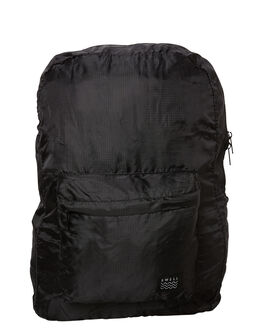 BLACK MENS ACCESSORIES SWELL BAGS + BACKPACKS - S51741503BLK