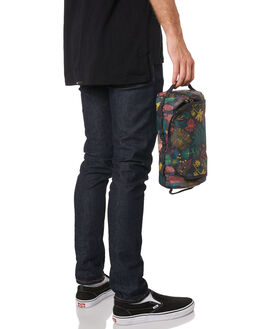 MEDIEVAL GREY MENS ACCESSORIES THE NORTH FACE BAGS + BACKPACKS - NF00A6SR8RA