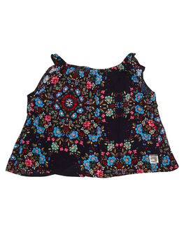 EMBLEM INDIGO KIDS GIRLS SWEET CHILD OF MINE TOPS - SS18BUTTERFLYTEMBIN