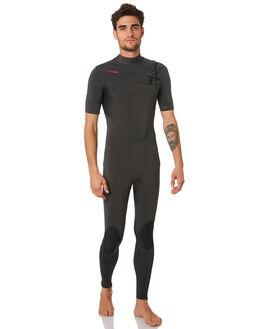 ALL JET BLACK BOARDSPORTS SURF XCEL MENS - MN22ZXC8JBJ