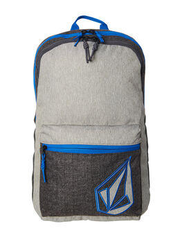HEATHER GREY MENS ACCESSORIES VOLCOM BAGS + BACKPACKS - D6531650HGR