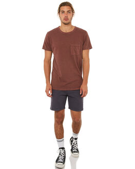RAISIN MENS CLOTHING MCTAVISH TEES - MA-18T-01RSN