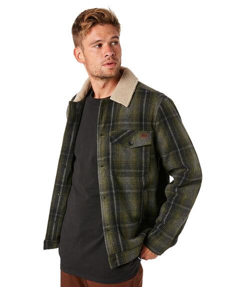 MILITARY MENS CLOTHING BILLABONG JACKETS - 9595909MILTR