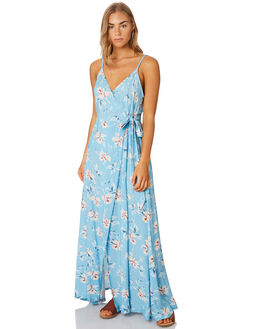 LULA FORAL WOMENS CLOTHING SWELL DRESSES - S8201456LUFRL