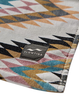 OFF WHITE MENS ACCESSORIES SLOWTIDE TOWELS - ST207OWHT