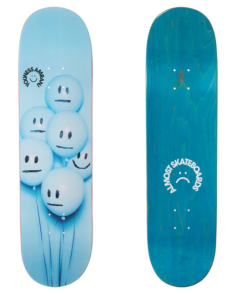 YOUNESS BOARDSPORTS SKATE ALMOST DECKS - 100231132YOU