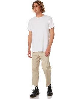 TAN CROP MENS CLOTHING BARNEY COOLS PANTS - 708-MC3TAN