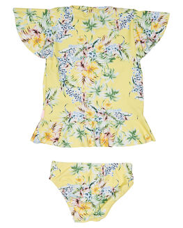 LEMONADE KIDS GIRLS SEAFOLLY SWIMWEAR - 27092T-119LEM